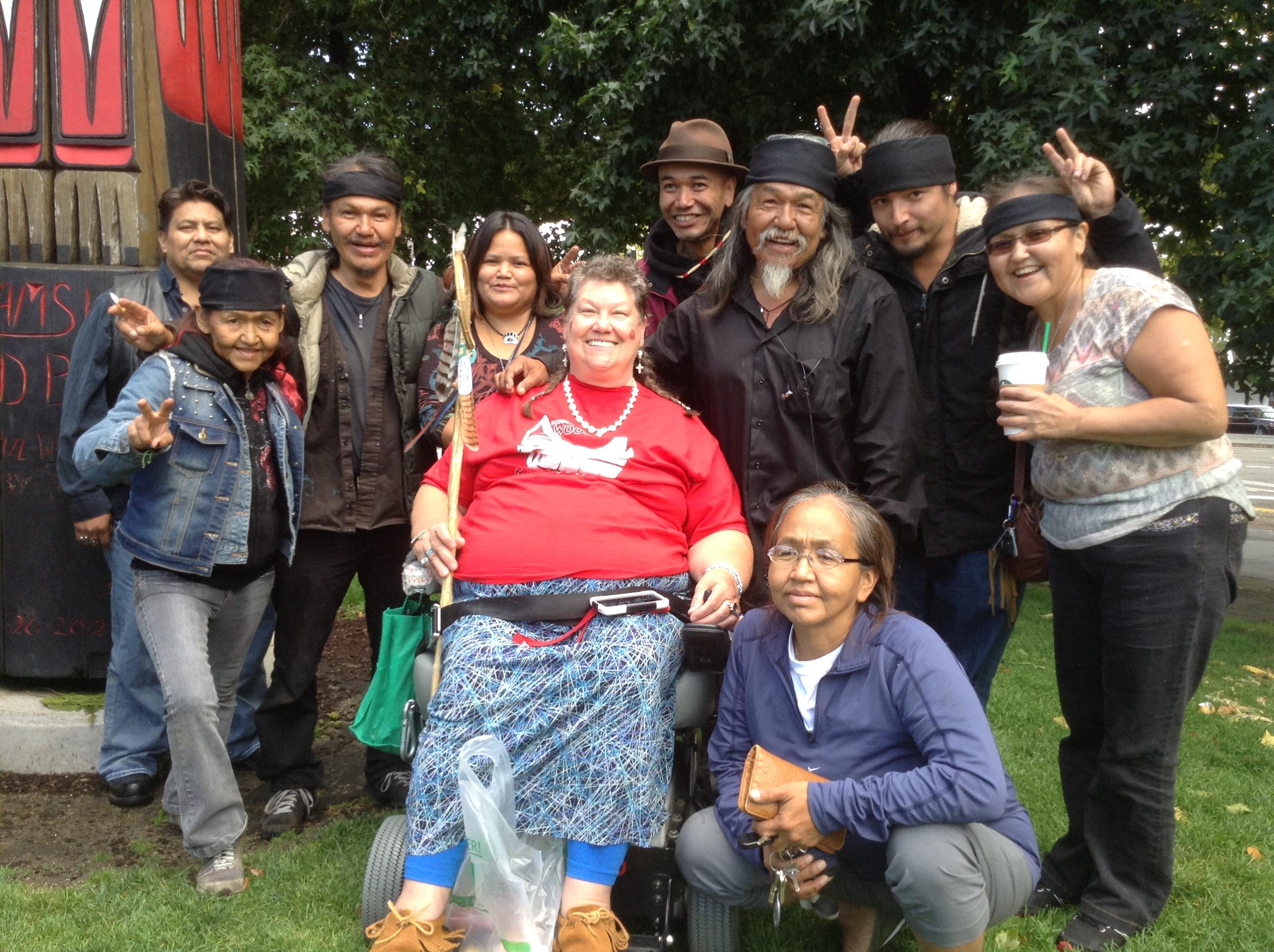 Williams Family Honor Totem