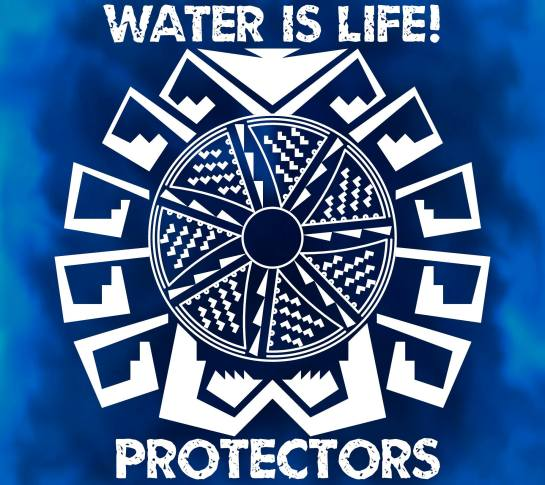 Authorities Move In On Dakota Access Pipeline Protesters 14206079_10154624157159662_3718874994044782308_o